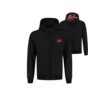 Malelions Malelions Softshell Jacket Black/ Neon Red