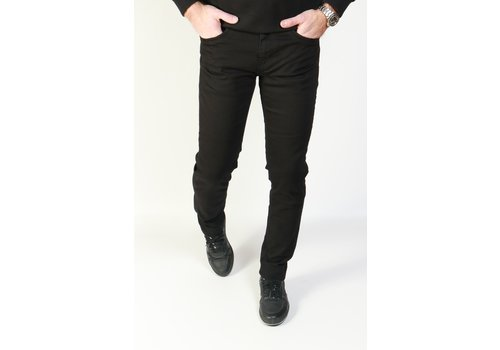 Cars Jeans Cars Jeans Blast Black Twill - Slim Fit
