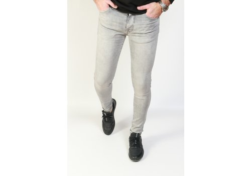 Cars Jeans Cars Jeans Dust Grey Used - Super Skinny Fit