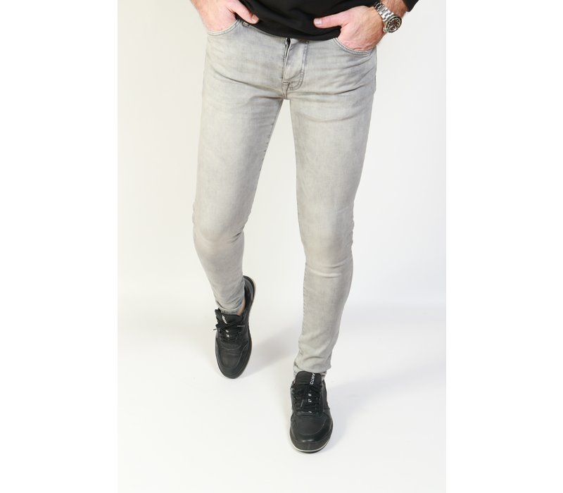 Cars Jeans Dust 7552813 Grey Used