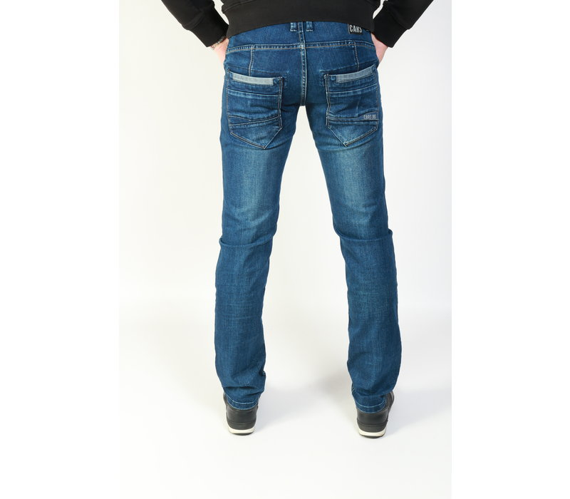 Cars Jeans Loyd 7443803 Regular str. Dark Used