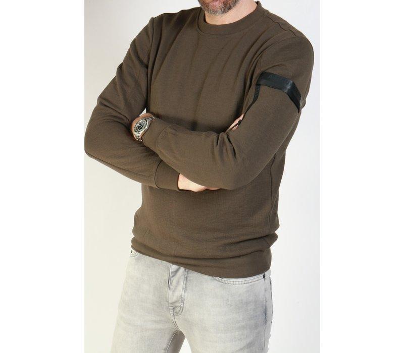 Antony Morato MMFL00703-FA150070 Fleece Green
