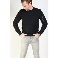 Antony Morato MMFL00703-FA150070 Fleece Black