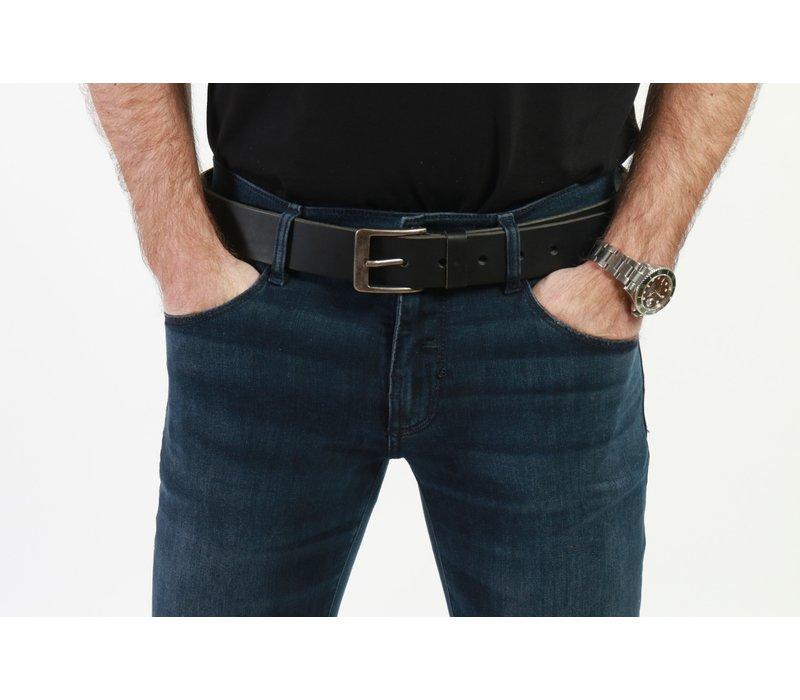 Get Well Jeans Riem Sabel 40mm Black