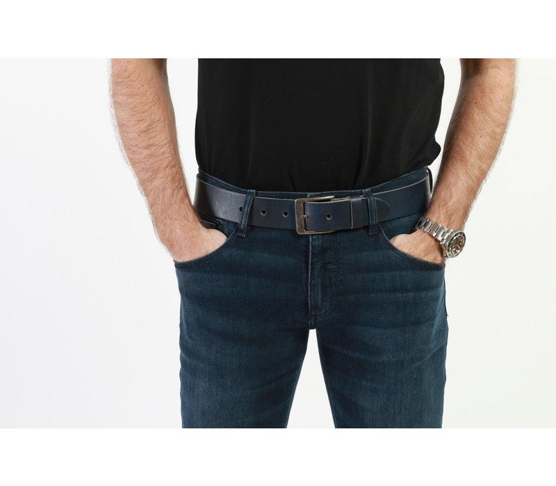 Get Well Jeans Riem Sabel 40mm Blue