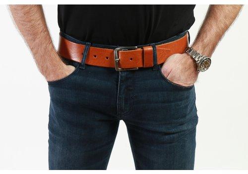 Get Well Jeans Riem Sabel 45mm Brown