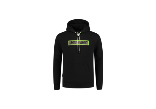 Malelions Malelions Perception Hoodie Neon Yellow