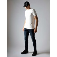 Sustain 3D Patch Regular T-shirt Off White