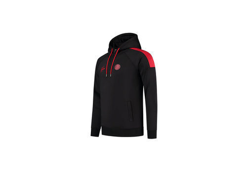 Malelions Malelions Sport Striker Hoodie Black/Red