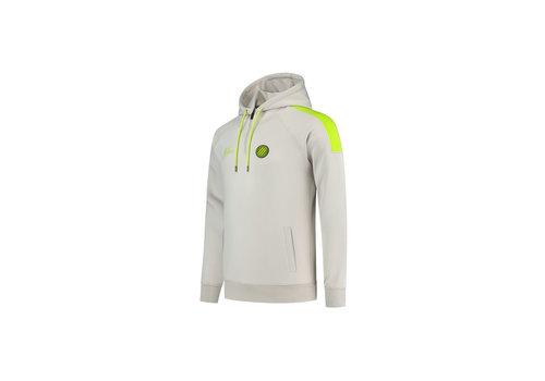 Malelions Malelions Sport Striker Hoodie Grey/Lime