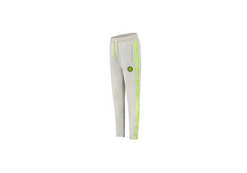 Malelions Malelions Sport Striker Trackpants Grey/Lime