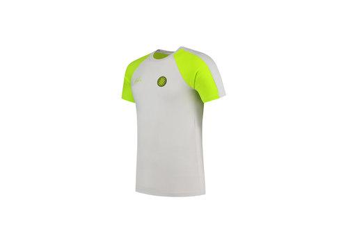Malelions Malelions Sport Striker T-shirt Grey/Lime