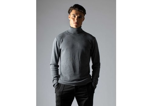 Sustain Sustain Relaxed High Neck Knit
