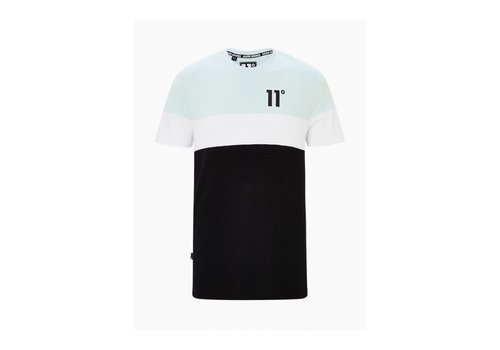 11 Degrees 11 Degrees Triple Panel Cut and Sew T-shirt