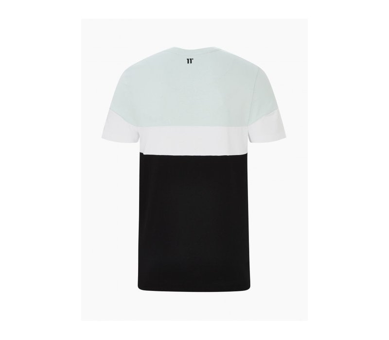 11 Degrees Triple Panel Cut and Sew T-shirt