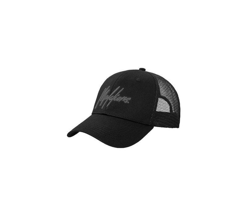 Malelions Signature Cap Black/Gold
