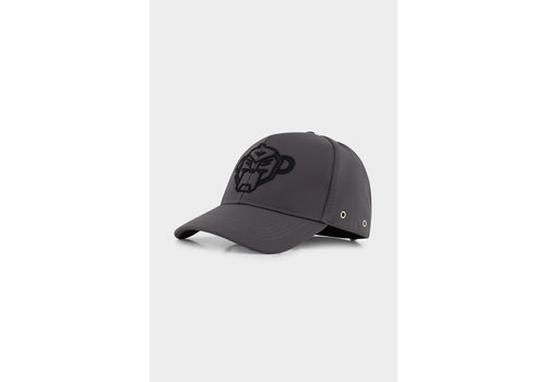 Black Bananas SEATTLE SOFTSHELL CAP CHARCOAL