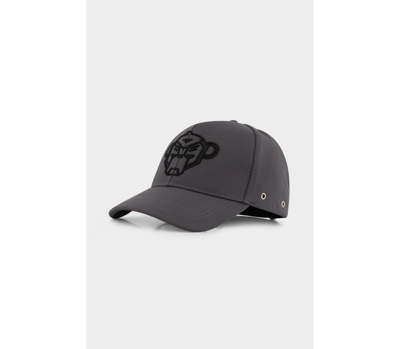 SEATTLE SOFTSHELL CAP CHARCOAL