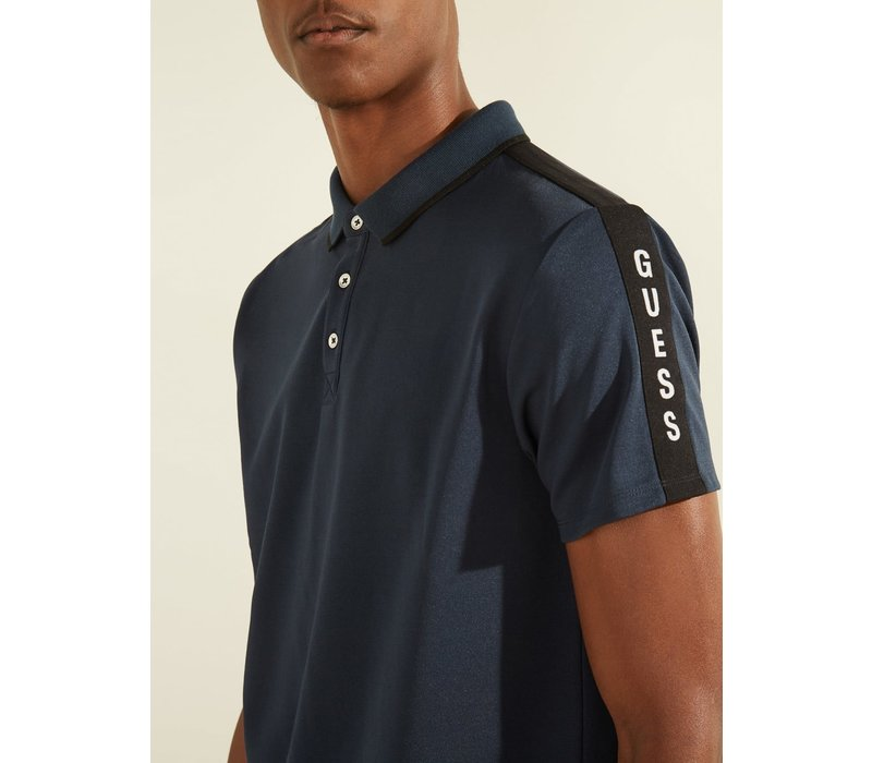 Guess M91P71R7PU0 Polo Navy