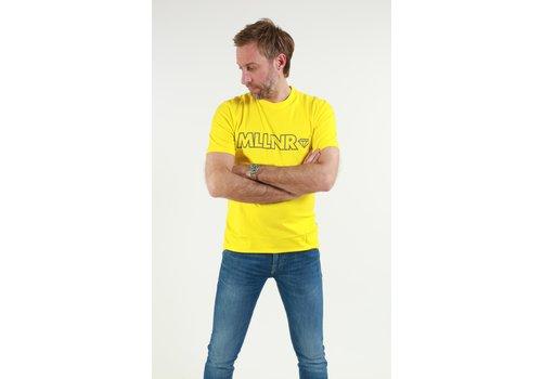 MLLNR Millionaire MLLNR Jack T-Shirt Yellow