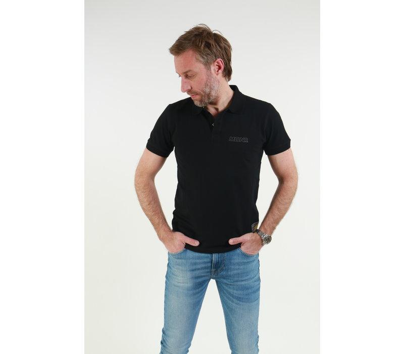 MLLNR Kjeld Polo Shirt Black