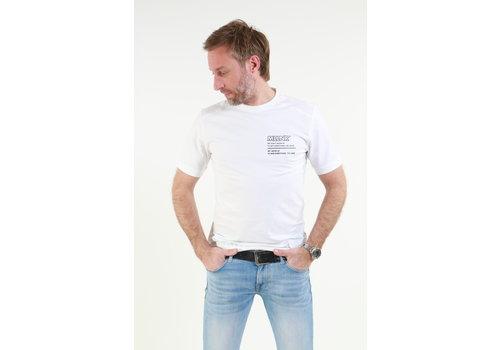 MLLNR Millionaire MLLNR Gio T-shirt White