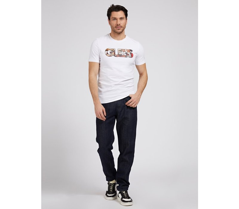 Guess M1GI78J1311 T-shirt White