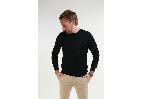 Sauvage Sauvage Robin Sweater Black