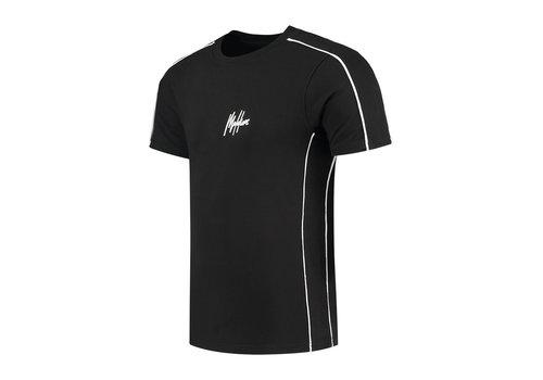 Malelions Malelions Thies T-shirt Black/White