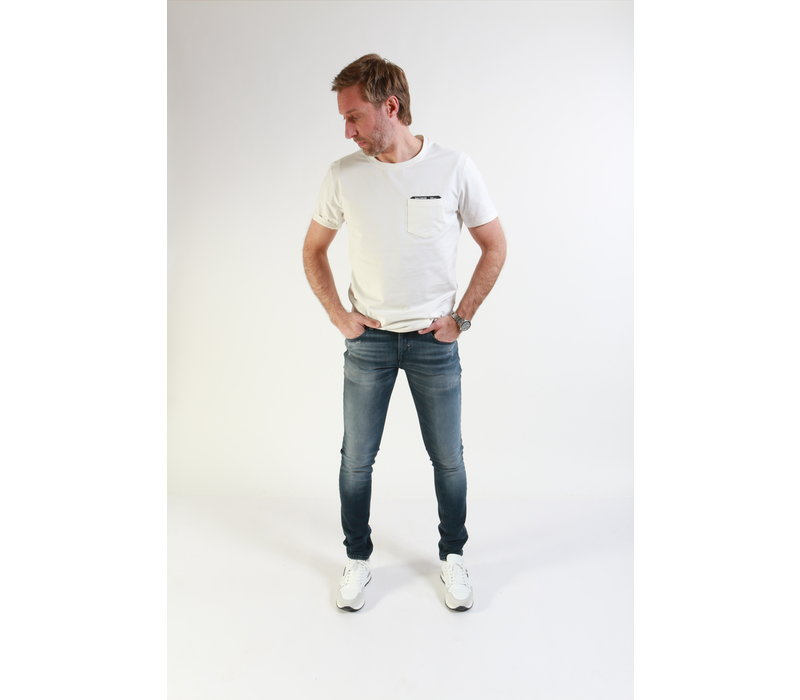 Sauvage Levi T-shirt White