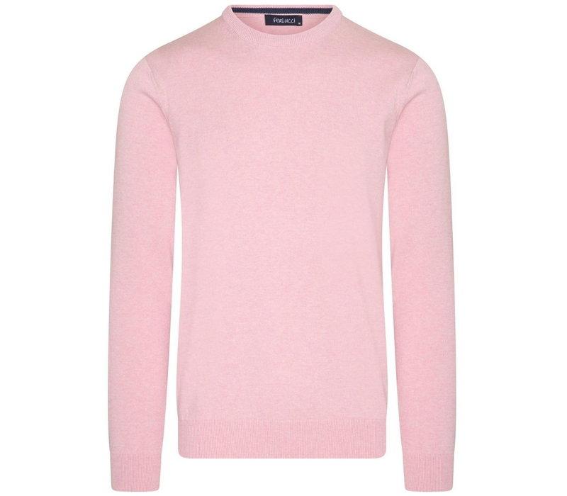 Ferlucci 180541 Crewneck Pink