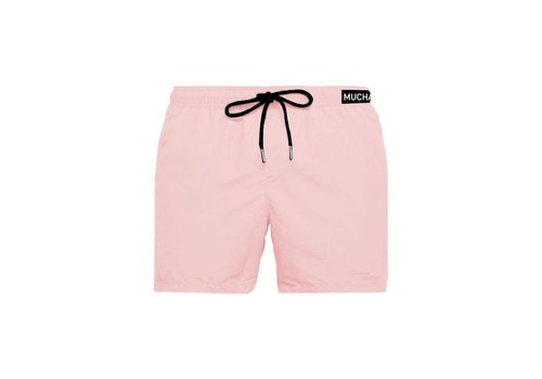 Muchachomalo Muchachomalo Swimshort SOLID2062-05 Soft Pink