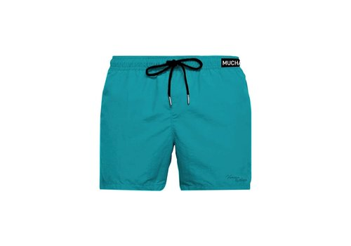 Muchachomalo Muchachomalo Swimshort SOLID2062-01 Blue