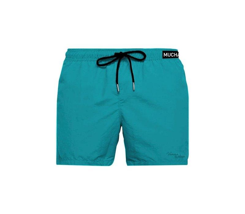 Muchachomalo Swimshort SOLID2062-01 Blue