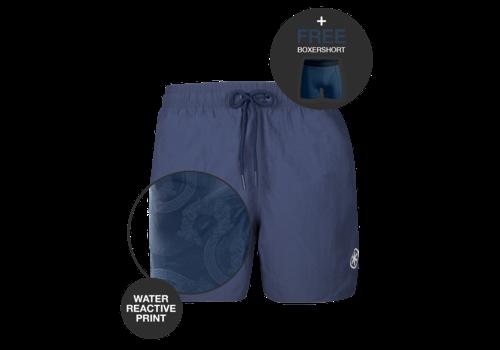 Muchachomalo Muchachomalo Swimwear WATRC2062-02 Water Reactive Print