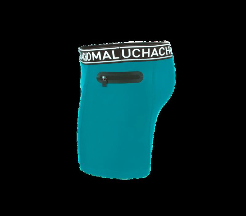 Muchachomalo Swimwear SOLID2032-15 Petrol