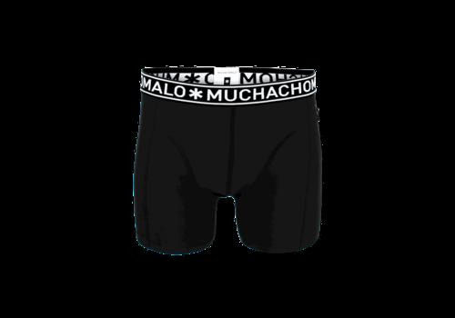 Muchachomalo Muchachomalo Swimwear SOLID2032-14 Black