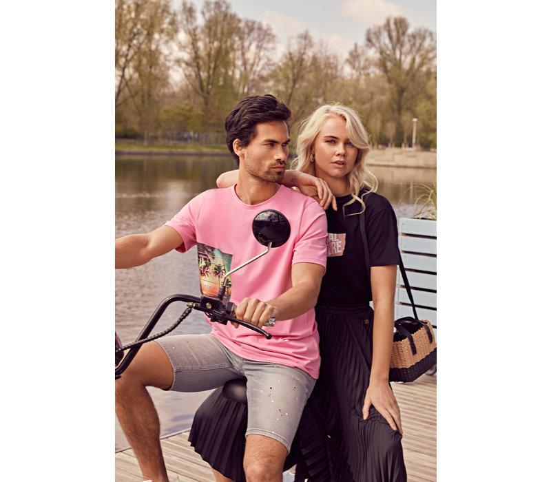 Radical HS210102 Tee Pink