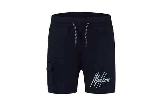 Malelions Malelions Pocket Short Black/Blue