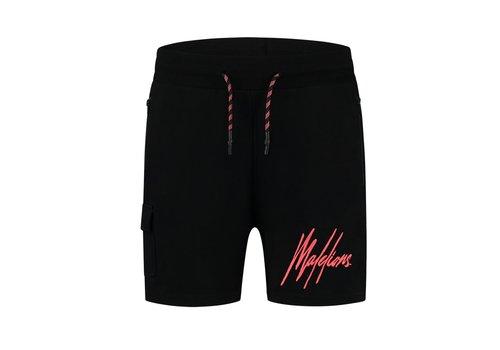 Malelions Malelions Pocket Short Black/Red