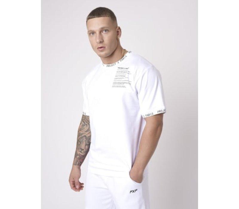 Project x Paris 2110149 T-shirt White