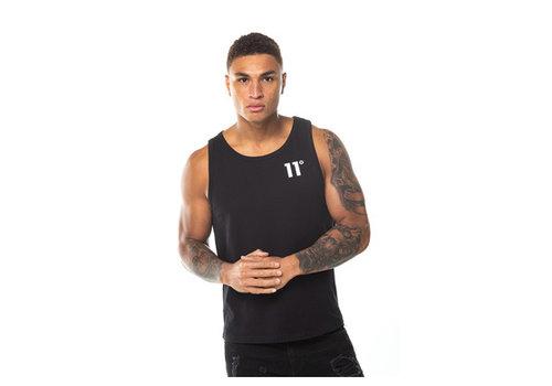 11 Degrees 11 Degrees Core Vest Black