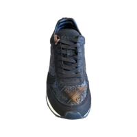 Guess Logo Sneaker Black