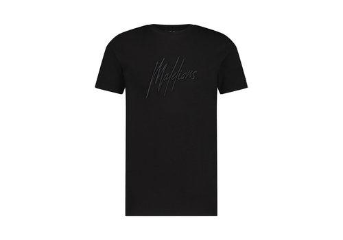 Malelions Malelions Essentials T-shirt Black