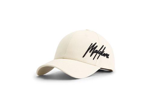 Malelions Malelions Essentials Cap Off White