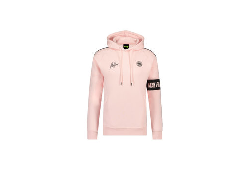 Malelions Malelions Sport Coach Hoodie Pink/Antra