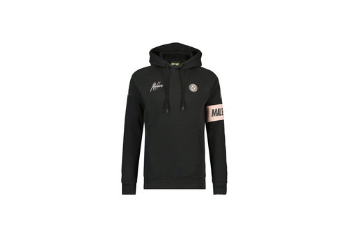 Malelions Malelions Sport Coach Hoodie Antra/Pink