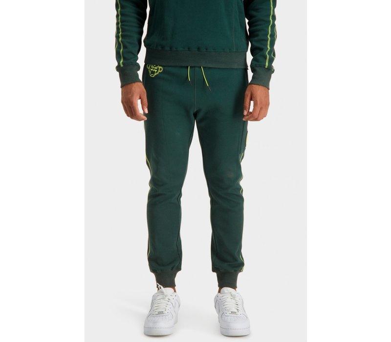 Black Bananas Arcade Sweatpants Green/Lime