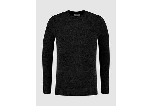 Purewhite Purewhite 21030824 Sweater Black