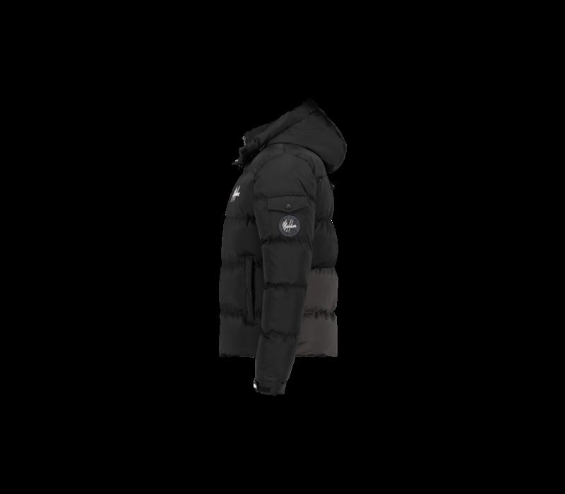 Malelions Don Puffer Jacket Black